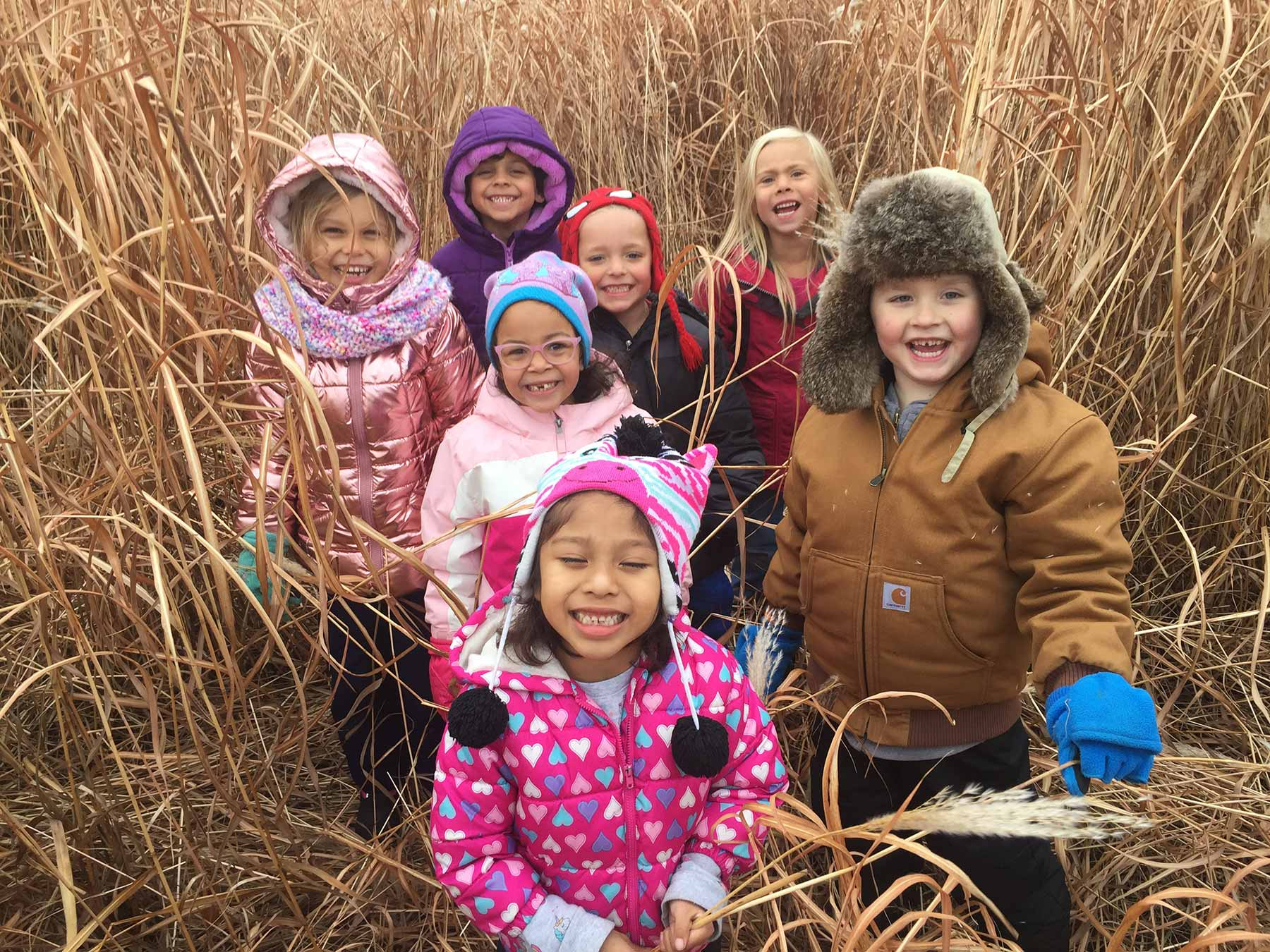 Riverway Learning Community Students